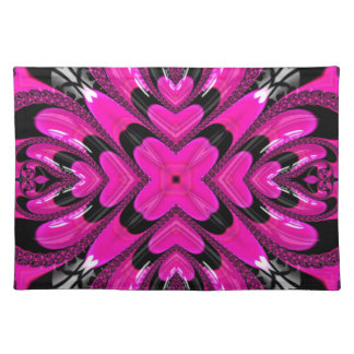 Beautiful Fractal Pattern Placemat