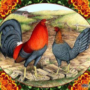 Beautiful Game Fowl Gifts on Zazzle NZ