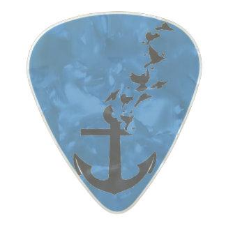 beautiful guitar pick pearl celluloid guitar pick
