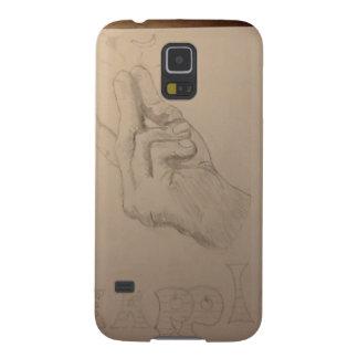 Beautiful hand drawn snapple idea galaxy s5 cover