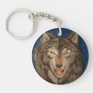 beautiful hunter key ring