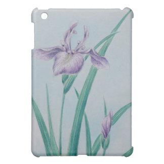 Beautiful Iris iPad Mini Cover