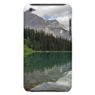 Beautiful lake Mountain Scene iPod Case-Mate Case