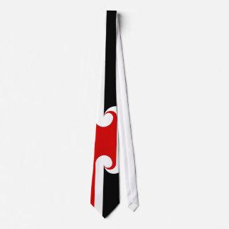 Beautiful Maori Flag Tie