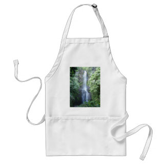 Beautiful Maui Waterfall Standard Apron
