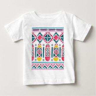 Beautiful Native American Geometric Pattern Baby T-Shirt