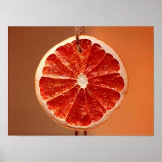 Beautiful Orange Poster