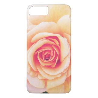 Beautiful orange rose blossom iPhone 7 plus case