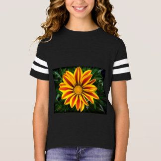 Beautiful Orange Sun Flower Photo T-Shirt