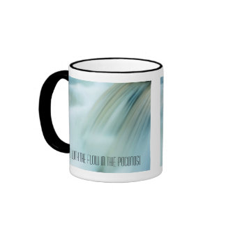 Beautiful Poconos Cascade Waterfall Mug