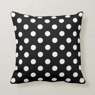 Beautiful Polka Dot Pillow
