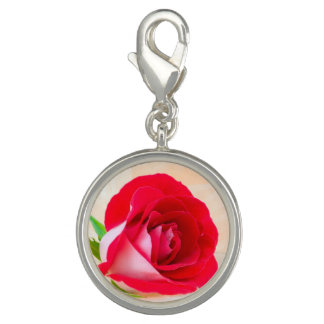 Beautiful Rose Clip on Sneakers Charm