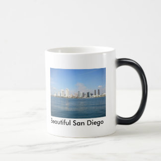 Beautiful San Diego Magic Mug