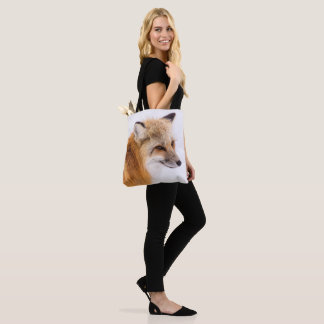 Beautiful Sly Fox Tote Bag