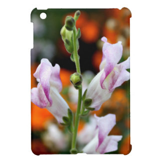 Beautiful Snapdragon Flower Design Case For The iPad Mini