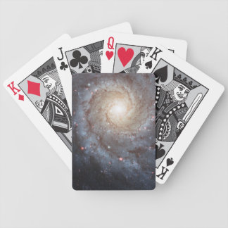 Beautiful Space Photography Bicycle Playing Cards
