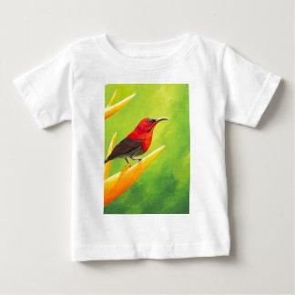 Beautiful Sunbird Painting!  NZ Artist Elena Esina T-shirt