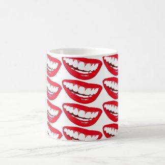 Beautiful teeths for dentists coffee mug