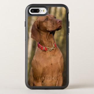Beautiful Vizsla Sporting Dog OtterBox Symmetry iPhone 8 Plus/7 Plus Case