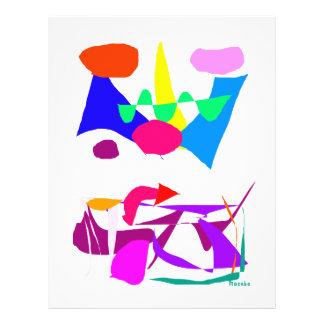 Beautiful Walls Full Color Flyer
