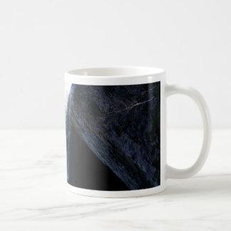 Beautiful Waterfall Basic White Mug