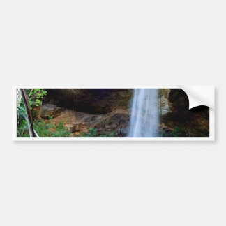 ิBeautiful  waterfall Bumper Sticker