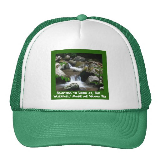 Beautiful Waterfalls Cap Hat