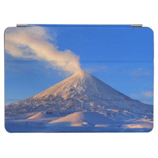 Beautiful winter volcano landscape iPad air cover