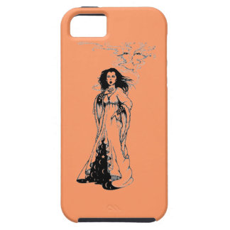 Beautiful Witch Iphone Case