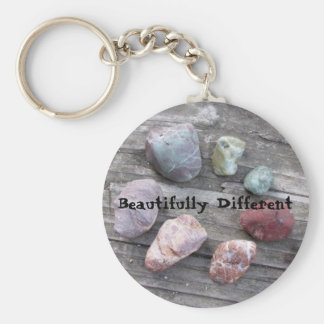 Beautifully Different Key Ring