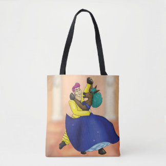 Beauty and the Meme Tote Bag