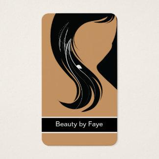 Beauty Business Cards Hairdresser