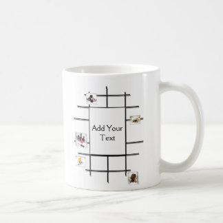 Beauty Divergence Basic White Mug