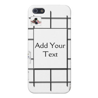 Beauty Divergence Case For iPhone 5