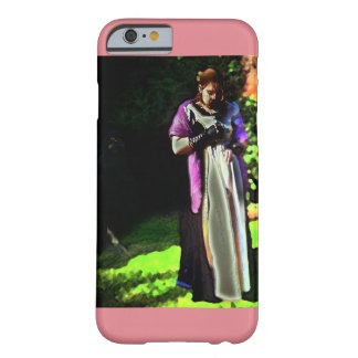 Beauty finds her Beast Barely There iPhone 6 Case