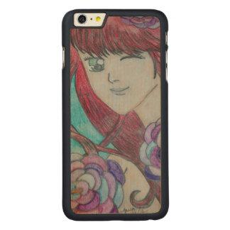 Beauty iPhone 6 Wood Case