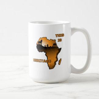 Beauty Of Heritage Kwanzaa Mug