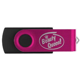 Beauty Queen USB Flash Drive
