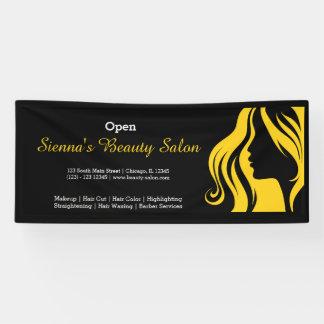 Beauty Salon (yellow)