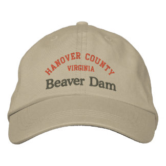 Beaver Dam Hanover County Embroidered Hat