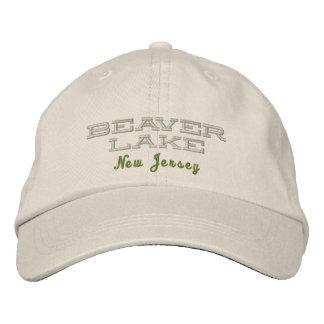 Beaver Lake Cap Embroidered Baseball Cap