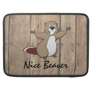 BEAVER NOTEBOOK COVER