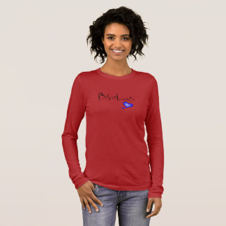 BebeLoves Bella+Canvas LS Long Sleeve T-Shirt