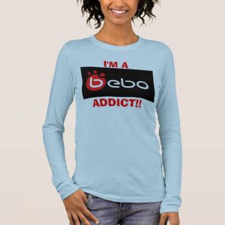 bebo t-shirt, long sleeve T-Shirt