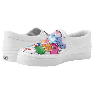 tennis canvas shoes printed shoes zazzle co nz