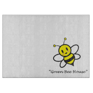Bee Board Cutting Board