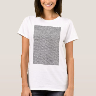 Bee Movie Body Text Women Light T-Shirt
