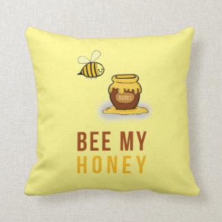 Bee My Honey Pillow