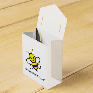 Bee Wedding Favour Boxes