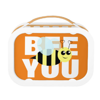 Bee You Lunch Box
